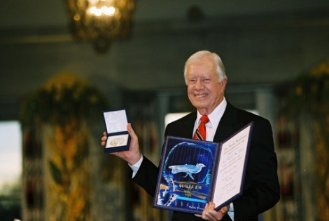 Jimmy Carter Nobel Peace Prize