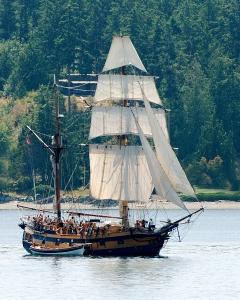 Carole's Tall Ship B