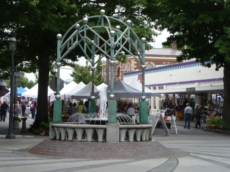 Edmonds Gazebo