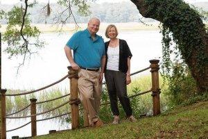 Pat Conroy and Kassandra King
