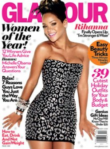 RihannaGlamourCover