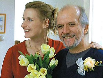 Elizabeth Gilbert and Jose Nunes (Felipe)