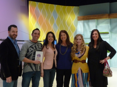 Steve Haverly, Ryan Pacchiano, Melissa Kinzer, Susan Wiggs, Elizabeth Wiggs Maas, Laurie Pacchiano