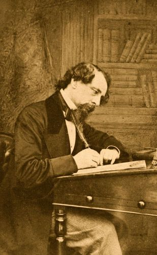 Charles Dickens Quotes On Writing