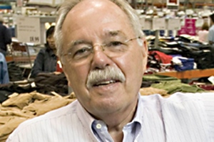 Jim Sinegal, CEO of Costco