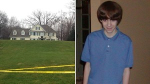 Adam Lanza and his Newtown, CT home