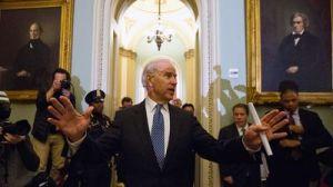 V.P. Joe Biden