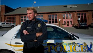 Steubenville, Ohio police chief William McCafferty