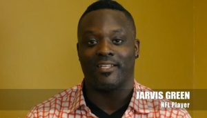 Jarvis Green, NFL Player