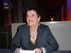 Eve Ensler, May 18, 2013