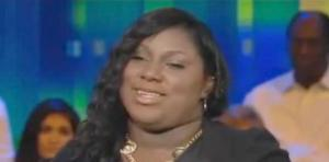 Rachel Jeantel on Piers Morgan