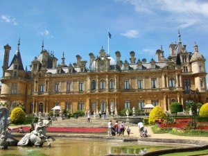 Waddesdon Manor, Nica's gilded cage