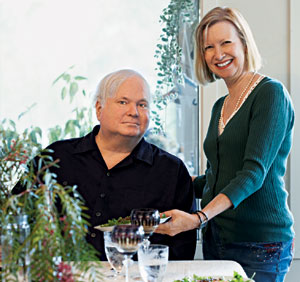 Pat Conroy and Cassandra King