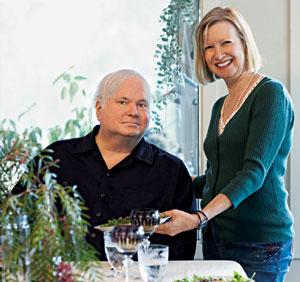 Pat Conroy and Cassandra King