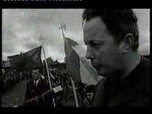 IRA leader Sean MacStiofain