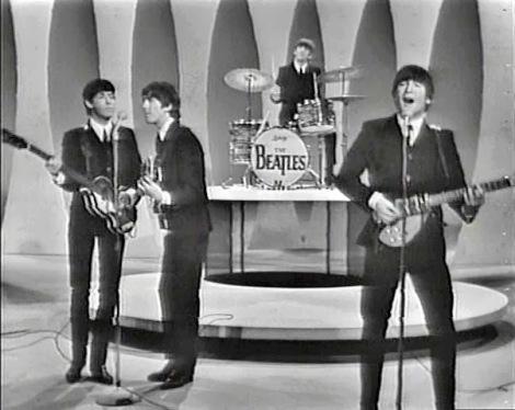 My memory of the Beatles on Sullivan