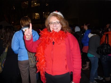 Anne Caroline at Seattle's 2013 OBR Celebration