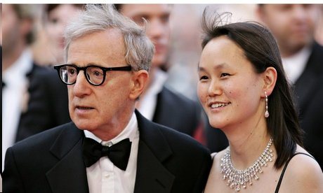 Woody Allen and Soon Yi Farrow Previn Allen