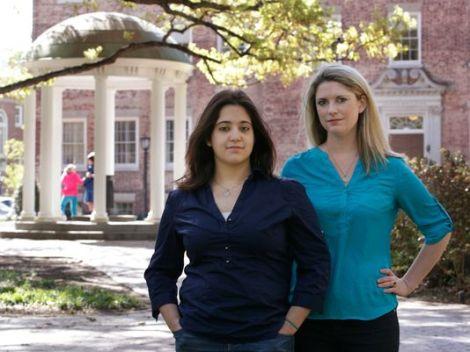 Andrea Pino and Annie E. Clark