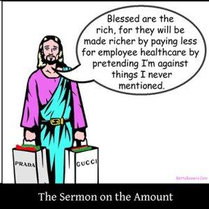 HobbyLobby Sermon