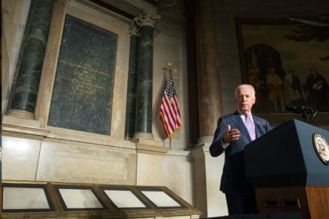 Joe Biden, 20th anniversary of VAWA