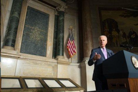 Joe Biden, 20th anniversary of VAWA
