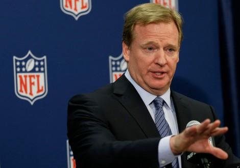 Roger Goodell, NFL Commissioner