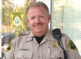 Snohomish County Sheriff Ty Trenary