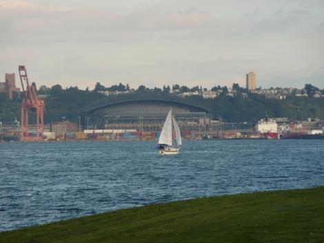 Skyline Sailboat