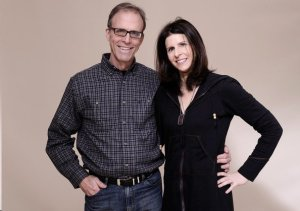 Kirby Dick (writer/director) and Amy Ziering (producer)