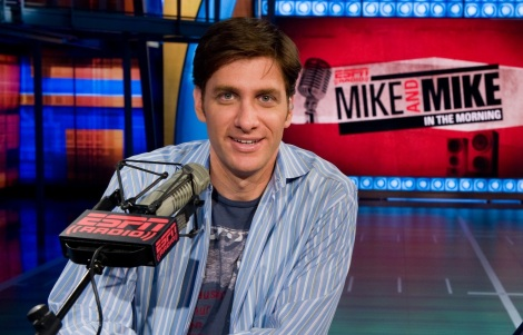 Mike Greenberg, ESPN