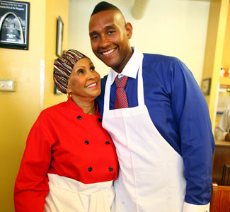 Miss Robbie and Tim, Welcome to Sweetie Pies