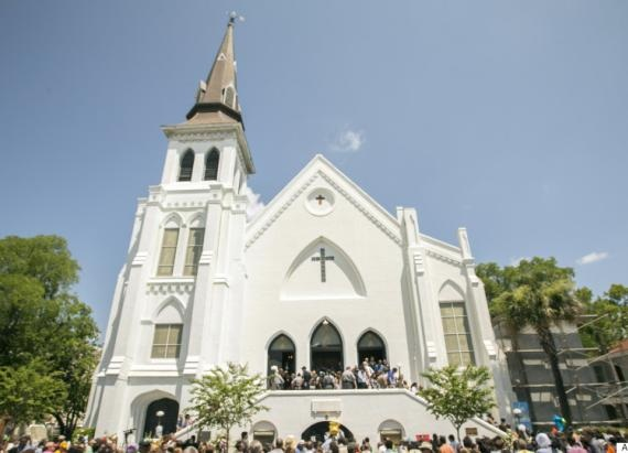 Charleston, SC: Love Wins | Anne Caroline Drake
