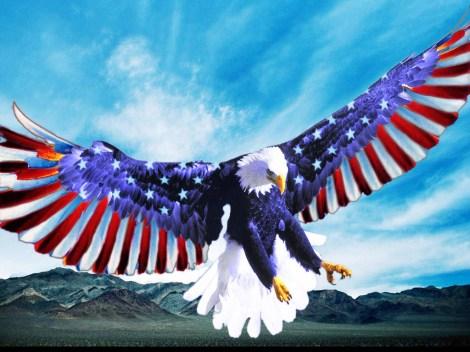 4thJuly Eagle