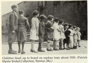 OrphanTrain Children