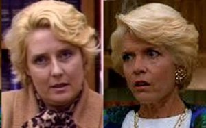 Betty Broderick and Meredith Baxter