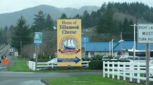 Tillamook Cheese in Tillamook, OR