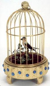 Bird GildedCage