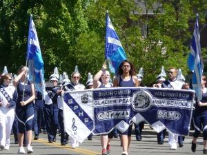 Glacier Peak High School Marching Band