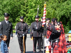 Fire District 7 Pipes and Drums
