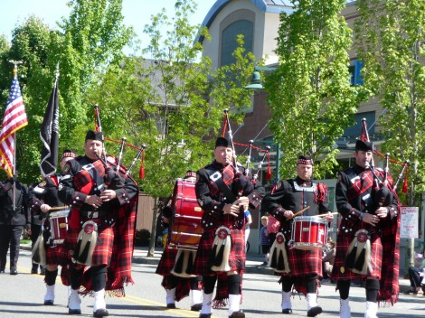 Snohomish County Firefighters Pipes & Drums