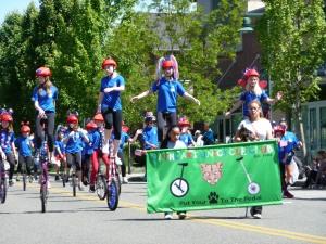Cathcart Unicycle Club