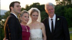 Chelsea's wedding