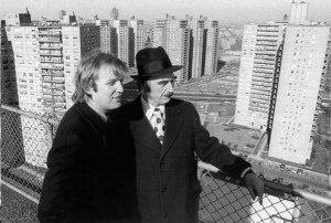 Donald and Fred Trump