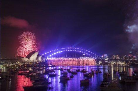 Sydney, 2017