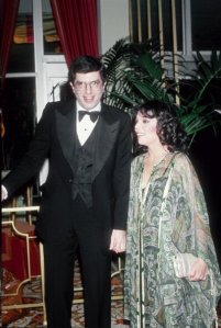Marvin Hamlisch and Carole Bayer Sager