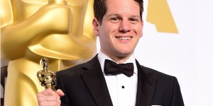 Graham Moore won an Oscar for The Imitation Game in 2015.