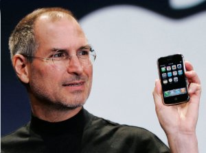 Steve Jobs created Apple.