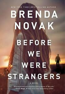 Before WeWere Strangers Cover