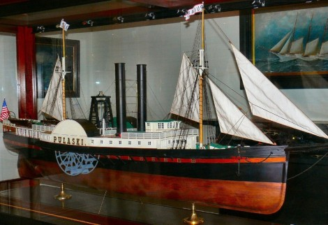 Pulaski Ship